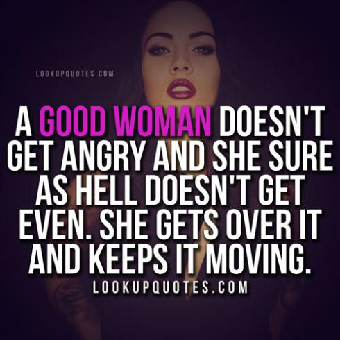a good woman quotes