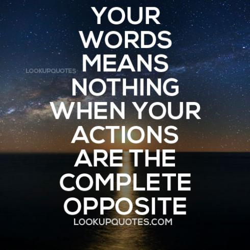 your actions quotes