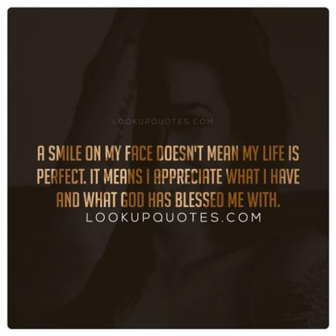 appreciate life quotes