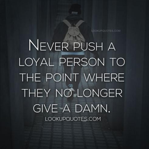 being loyal relationship quotes