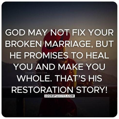broken marriage quote