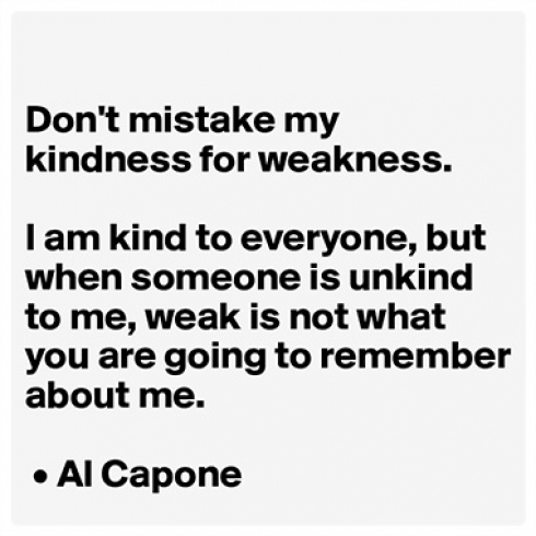Kindness For Weakness Quotes Quotes