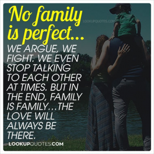 emotional quotes about family