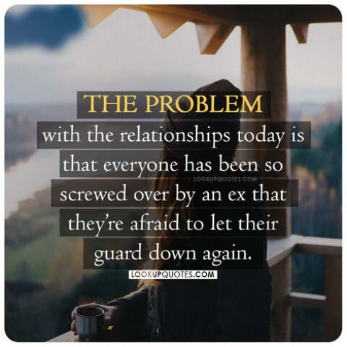 ex relationships quotes