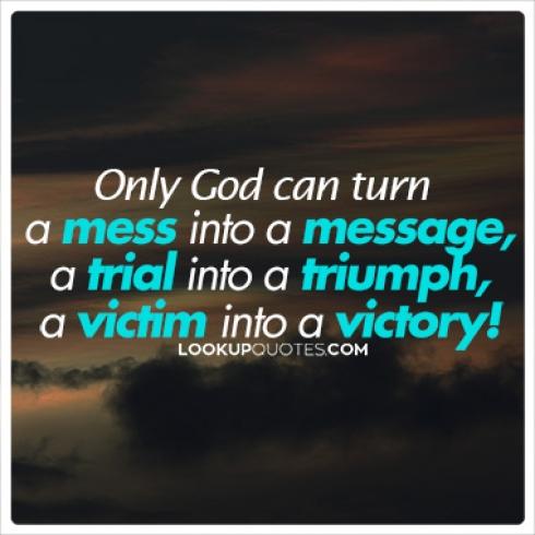 god prayer quotes