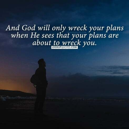 god plans quotes