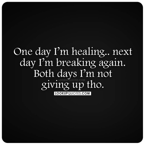 im healing quotes