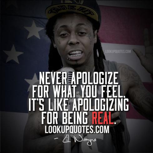 Lil Wayne Quotes About Life. QuotesGram