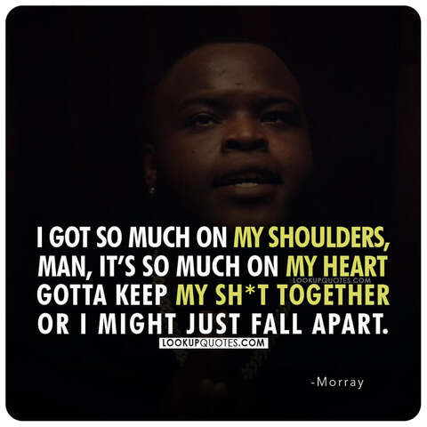 quotes about morray