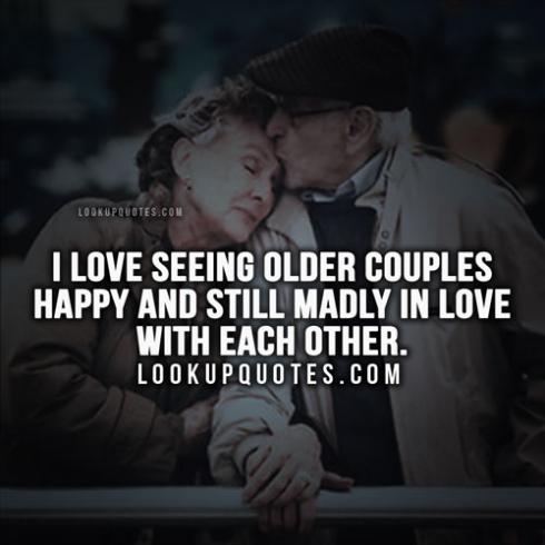 Quotes About Happy Love Relationship Happy Married Couple Q...