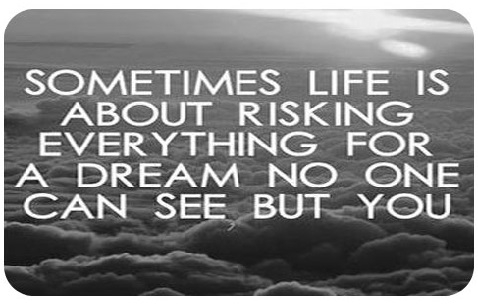 risk taking quotes