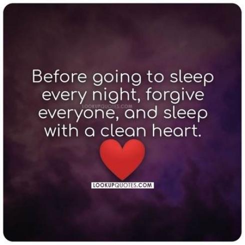 saying goodnight quotes