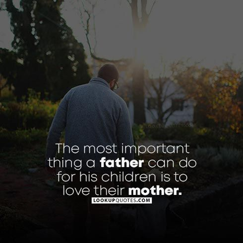 being a father quotes