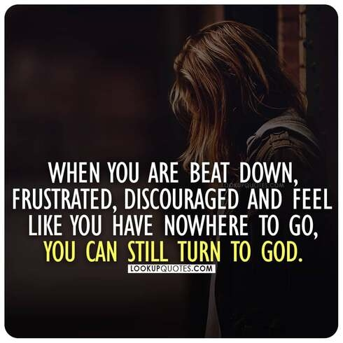 turn to god quotes