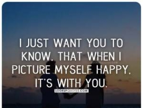 All I Have Is You Quotes
