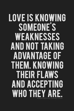 weakness quotes
